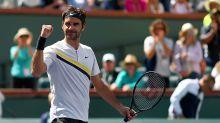 Roger Federer meets the emotional favorite