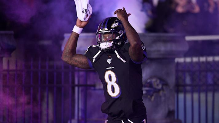 The Rush: Lamar Jackson makes history as Ravens win big
