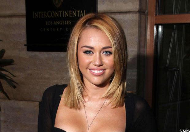 Mais Quarrive T Il à Miley Cyrus