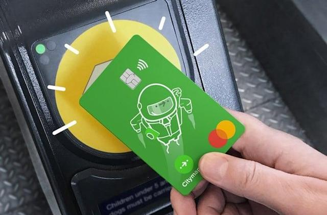 Citymapper launches a transit-only payment card for London