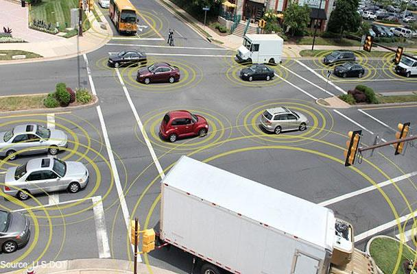 The US wants cars to 'talk' to each other, sooner rather than later
