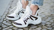 The Ugly Sneakers Everyone Is Wearing This Summer