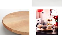 Ikea-Hack für mehr Übersicht im Schrank: Mit der günstigen Drehplatte Snudda