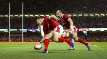 Wales end All Blacks' reign as rugby No.1