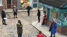 Coronation Street actor tests positive for coronavirus