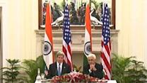 John-Khurshid begin 4th round of Indo-US strategic meet