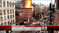 12 Injured In East Village Explosion, 3 In Critical Condition