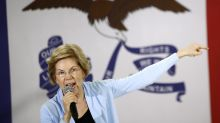 Warren wants task force to investigate Trump administration