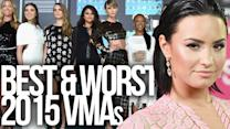 Best & Worst Dress MTV VMA's 2015 - Dirty Laundry