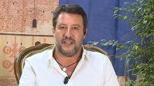 """Salvini: """"I 49 milioni? Sono stati spesi"""""""