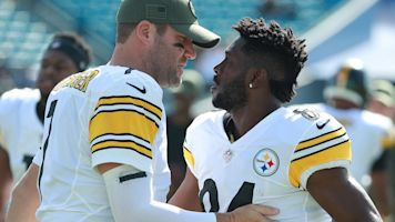 Brown dishes on Big Ben during social media Q&A