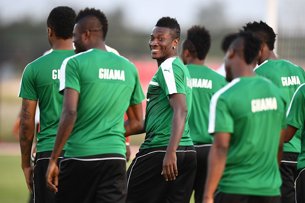 Gyan declares himself fit for Afcon qualifier against Ethiopia