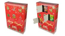 Not a fan of chocolate? B&M is selling a Pringles advent calendar this festive season