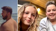 Heartwarming act after man saves mother and daughter at beach