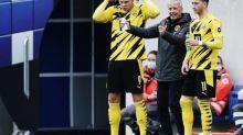 Foot - ALL - Dortmund - LucienFavre (Dortmund): «Erling Haaland a beaucoup trop joué»