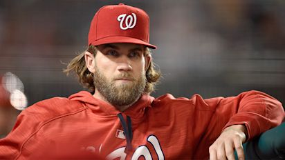 Bryce Harper ready to return to Nationals