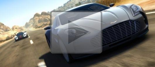 Aston Martin One-77 unveiled in Test Drive Unlimited 2