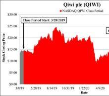 Qiwi Shareholder Notice