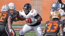 Ravens 2021 NFL Draft Profile: IOL David Moore