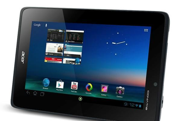 Acer Iconia Tab A110 reaches North America on October 30th for $230, faces a tough fight