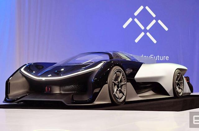 Faraday Future could be out of business by February