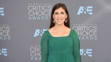 'Big Bang Theory' Star Mayim Bialik Says She 'Can't Speak for a Month'