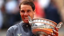2020 French Open men's singles draw, results
