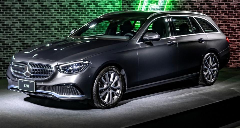 舒適有感 豪華進化 Mercedes-Benz E 200 Estate Avantgarde