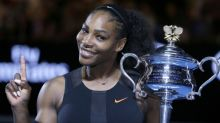 Serena Williams writes touching note to unborn baby