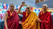 El dalái lama cumple en el exilio 80 años como líder espiritual del Tíbet