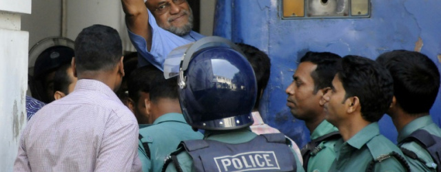 Bangladesh upholds Islamist tycoon's death sentence