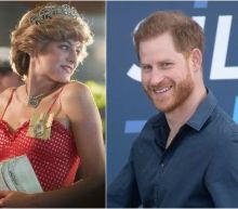 The Crown: Emma Corrin and Gillian Anderson react to Prince Harry's comments on show