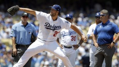 Report: Kershaw to miss 4-6 week with back injury