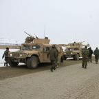 Taliban says has brought down U.S. military plane in Afghanistan