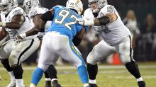 Where does Raiders' guard position stand with Gabe Jackson on his way out?