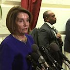 Pelosi: Trump 'engaged in a cover-up'