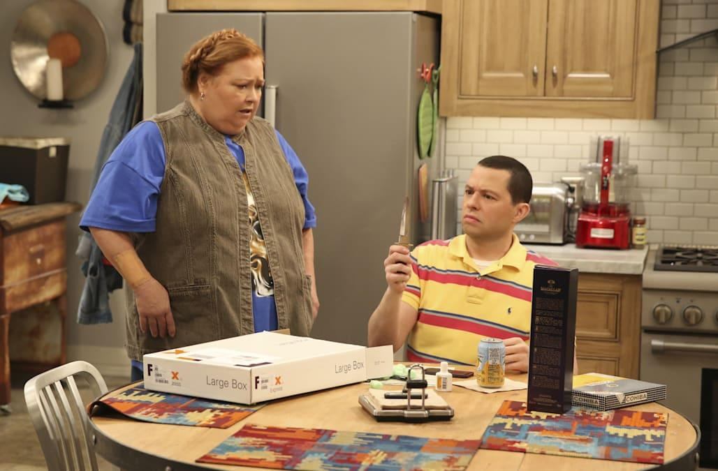 Jon Cryer and Charlie Sheen react to death of 'Two and a Half Men' co-star Conchata Ferrell