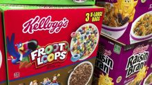 Consumers lapping up cereal, paper towels in pandemic