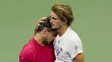 US Open day 14: Dominic Thiem claims first slam title in five-set epic