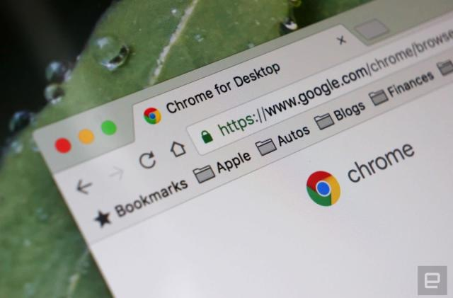 Google Chrome now helps you change compromised passwords