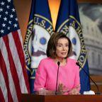 Pelosi says House will take up coronavirus relief bill on Friday