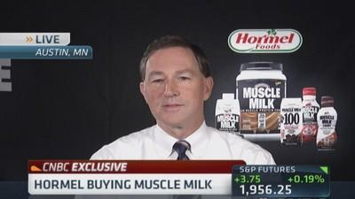 Hormel adds 'Muscle' to its lineup
