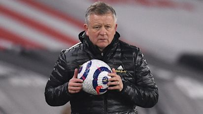 Chris Wilder confident Sheffield Utd could bounce straight back from relegation