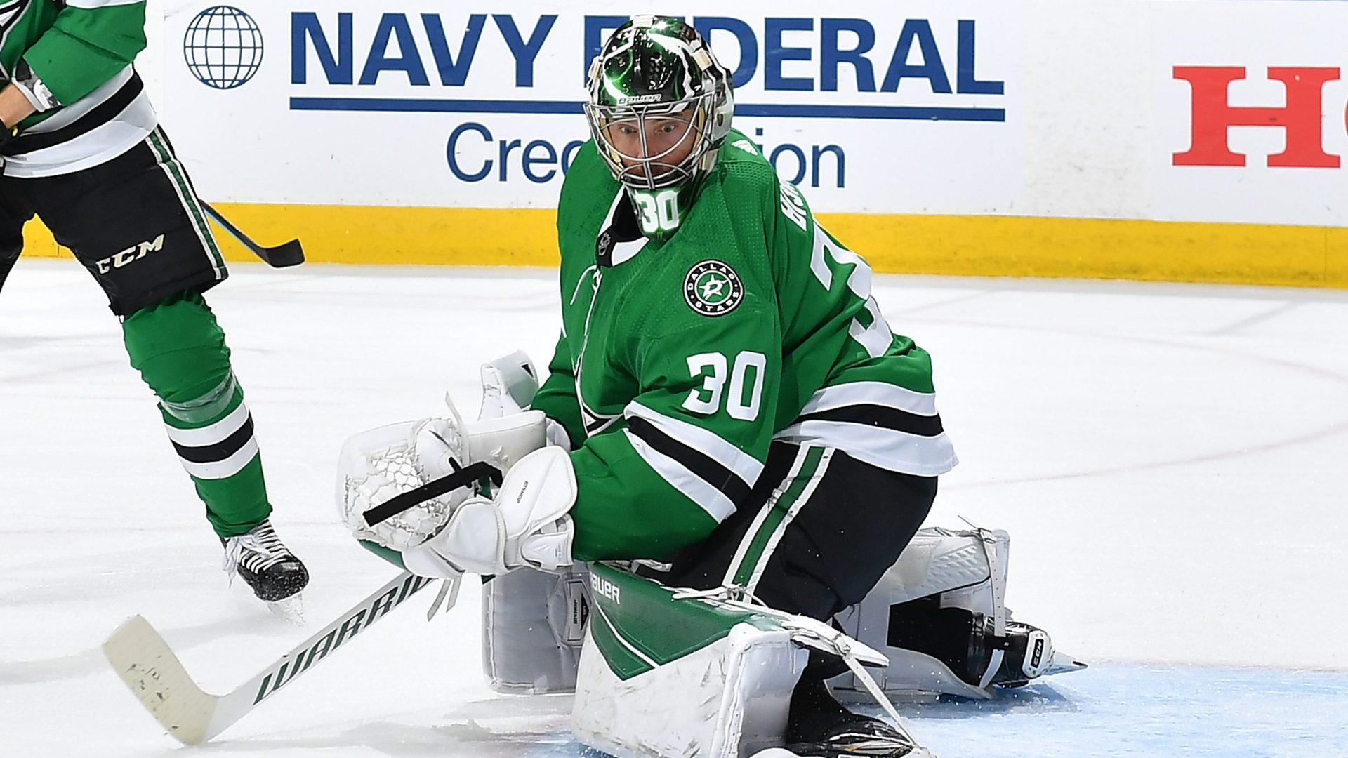 Stars' Ben Bishop agrees to waive no-trade clause for expansion draft