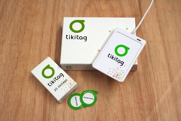 Tikitag promises to bring RFID tags to everything