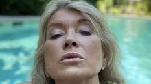Martha Stewart's Pool Selfie Is an Instant Beauty Classic