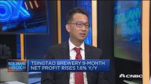 China consumers, now richer, don't want Tsingtao beer: an...