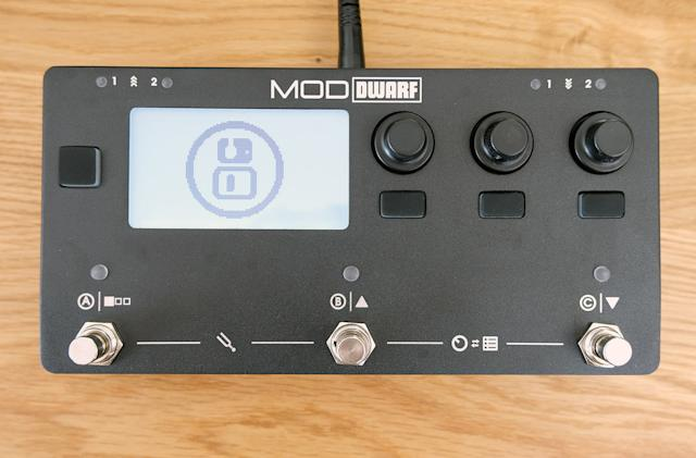 The Mod Dwarf promises an entire guitar store's worth of effects in a single pedal