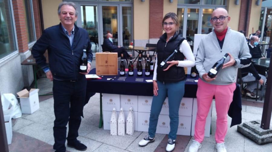 Golf And Wine 1895 trionfa in Brianza