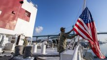 Check Out the First Photos from the Navy's Hospital Ship in Los Angeles